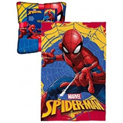 SPIDERMAN - PLAID UFFICIALE 100X150CM